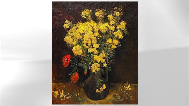 PHOTO: Poppy Flowers by Vincent van Gogh.