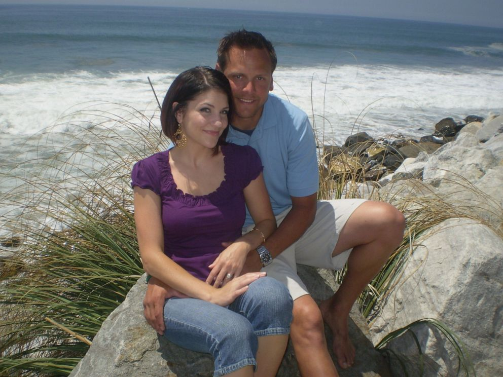 Raven Abaroa asked Vanessa Pond to marry him about three years after the death of his first wife.