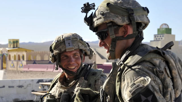 PHOTO: Staff Sgt. Robert Bales.
