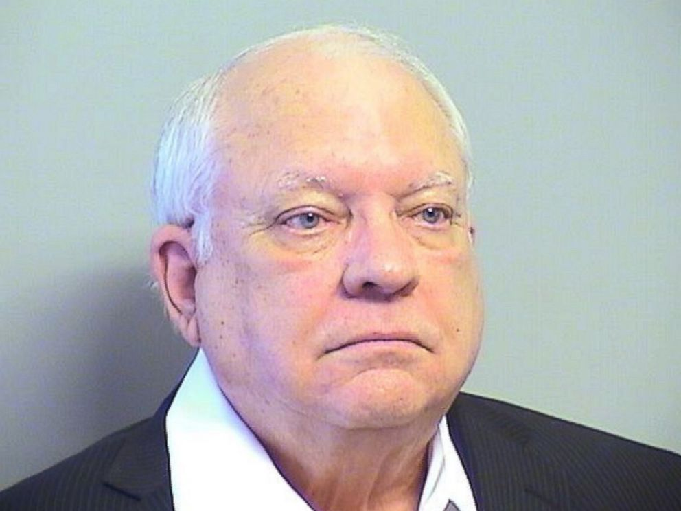 PHOTO: Reserve sheriffs deputy Robert Bates appears in a booking photo at the Tulsa County Jail in Tulsa, Okla. on April 14, 2015.