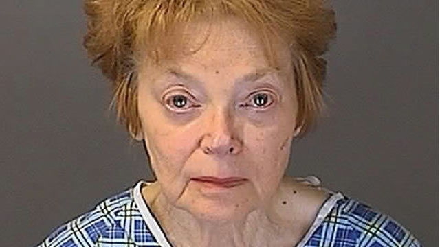 PHOTO: Sandra Layne mugshot