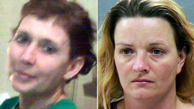 PHOTO:Sara Sanford, left, the victim in the 2010 capital murder, and Patricia Pyatt, the victim in the 2002 murder are shown in these undated file photos.