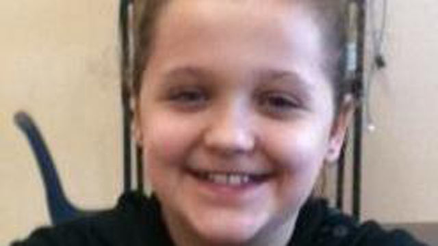 PHOTO: Authorities in Texas are searching for 11-year-old Savannah Hurley