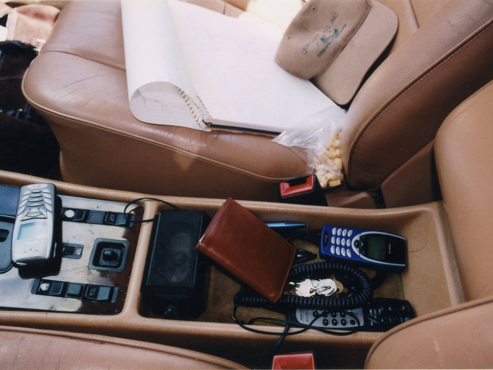 What police found in Scott Peterson's car after Laci Peterson's body