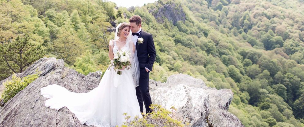 Country star Scotty McCreery married his high school sweetheart Gabi Dugal on June 16, 2018.