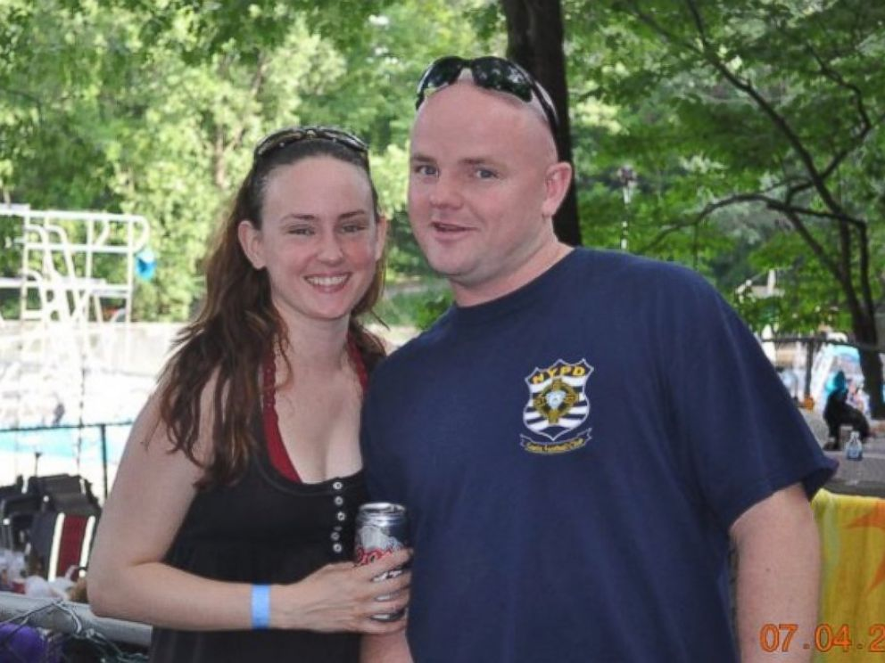 PHOTO: Michael Sheridan and Patricia OConnor will have their wedding reception on Sept. 25 at the Loeb Boathouse in New Yorks Central Park -- on the same day Pope Francis is scheduled to visit the city landmark.