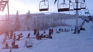 PHOTO: Sugarloaf Ski Lift Accident