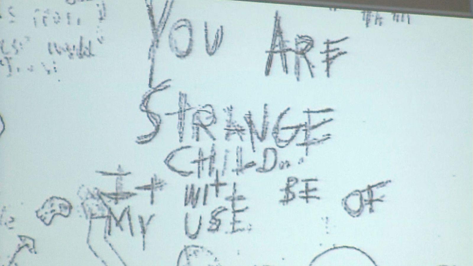Look Inside 'Slender Man' Stabbing Suspect's Notebook - ABC News
