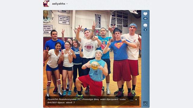 PHOTO: Torrington High School students