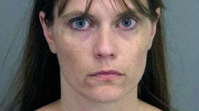 PHOTO: Stephanie Greene is being accused of murdering her 6 week old daughter after traces of morphine were discovered in the mothers breast milk.