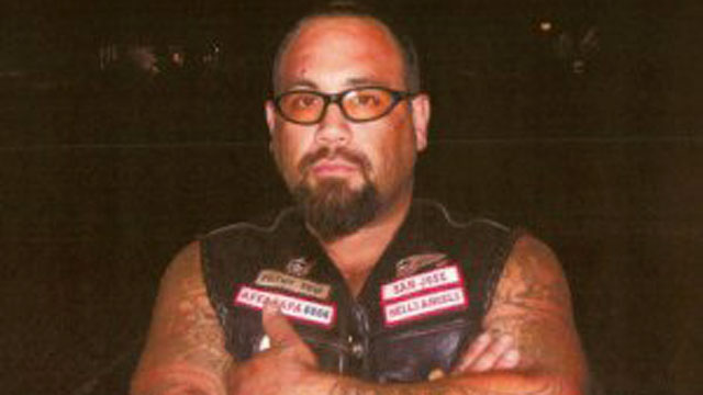 PHOTO: Search for Hells Angels suspect Steve Ruiz comes up empty in Stockton, Calif.