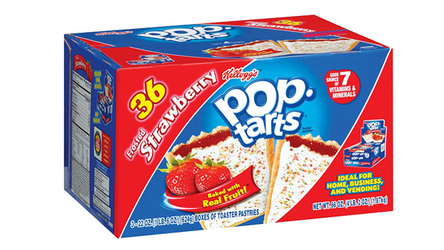 PHOTO:Running for Pop-Tarts: The Top Items People Stock Up on Before Hurricanes