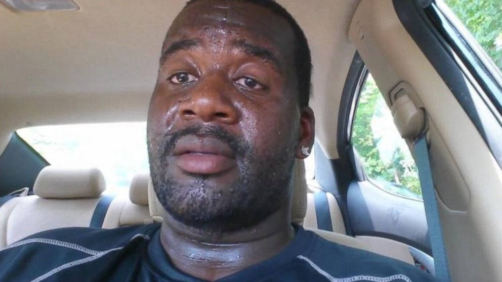 Man Endures Sweltering Heat in Viral 'Hot Car Challenge' Video - ABC News
