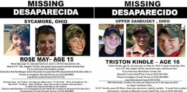 Modern Day Bonnie And Clyde Teens Wanted In 2 States Police Chief Says Abc News