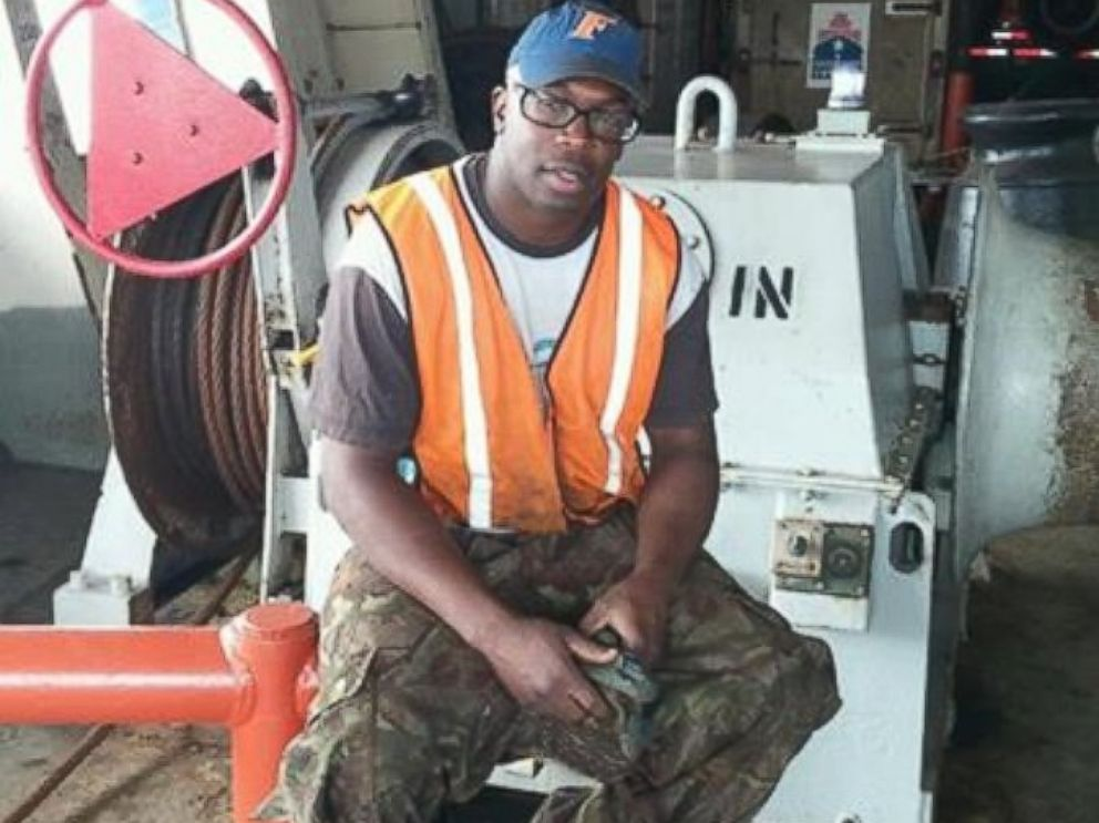 PHOTO: Roosevelt Bootsy Clark pictured in this undated photo, was on board the cargo ship El Faro when it sank.