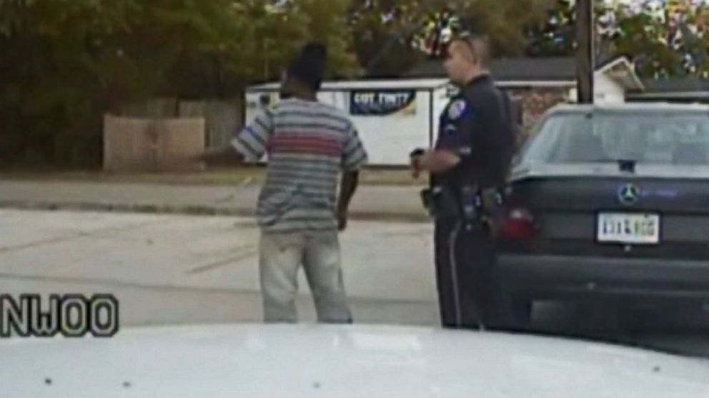 Walter Scott Shooting >> Walter Scott Shooting: New Dash-Cam Footage Shows Witness Taping Police Shooting - ABC News