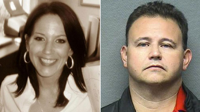 PHOTO: On Sept. 25, 2012 the family of Michelle Warner, pictured left, filed a missing persons report after not hearing from her for several days. Mark Augustin Castellano, right, has been arrested for the alleged murder in Houston, Texas.