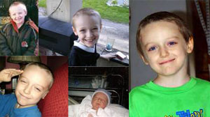 Parents arrested for denying caner-ridden son medical treatment