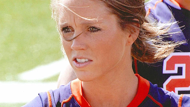 PHOTO: Yeardley Love, who was murdered in May 2010, just weeks before she would graduate from the University of Virginia, is shown in this undated file photo.