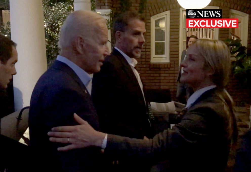 Exclusive Hunter Biden Talks Getting Married After 6 Days And Why His Life Is In The Best Place I Ve Ever Been Abc News