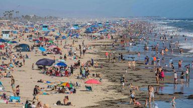 How California Lost Control Over Covid 19 Despite Early Successes Abc News