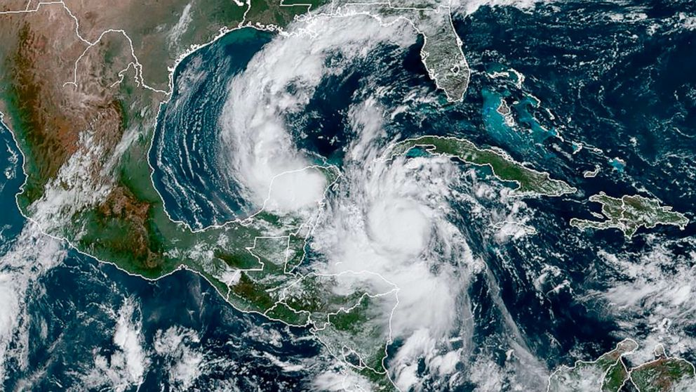 Hurricane Delta A Category 4 Takes Aim At Cancun Before