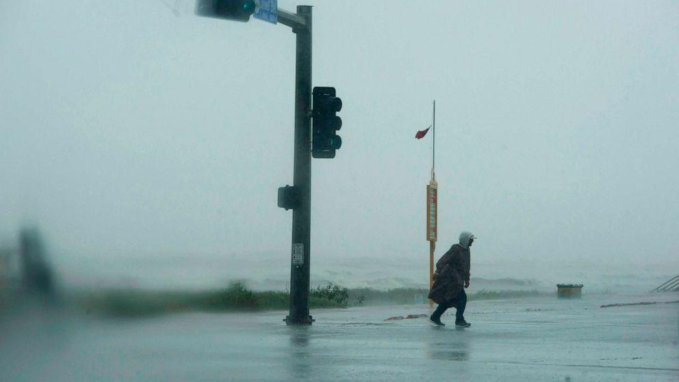 Hurricane Delta makes landfall in Louisiana as Category 2 storm: Updates