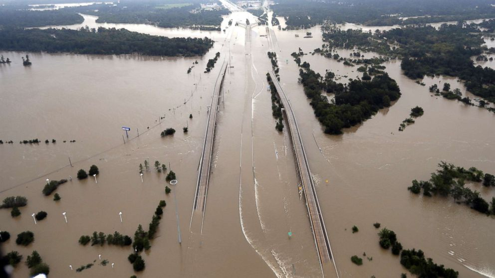 Hurricane Harvey wreaks historic devastation: By the numbers - ABC News