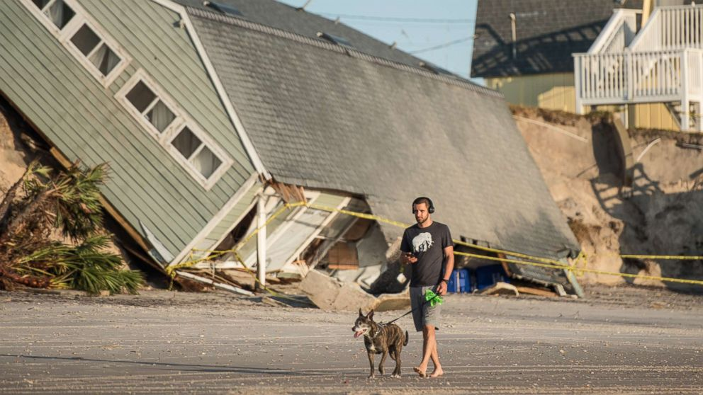 Bill would make it illegal to abandon tied-up dogs during hurricanes thumbnail