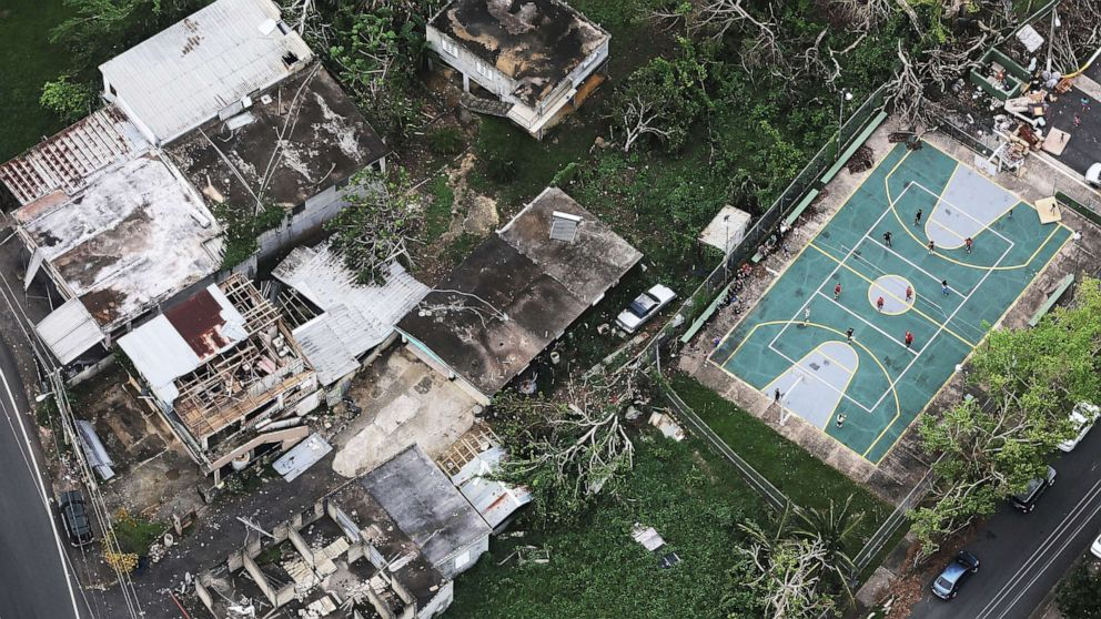 Trump lashes out at Puerto Rico's 'incompetent or corrupt