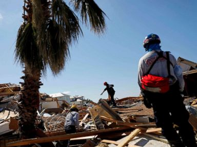 At least 46 missing in Florida city hit hard by Hurricane Michael: Official