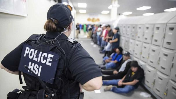 Trump administration moves to collect DNA from detained migrants