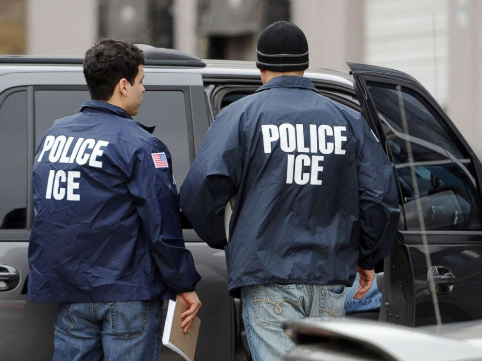 ICE Detained a Man Taking His Pregnant Wife to the Hospital