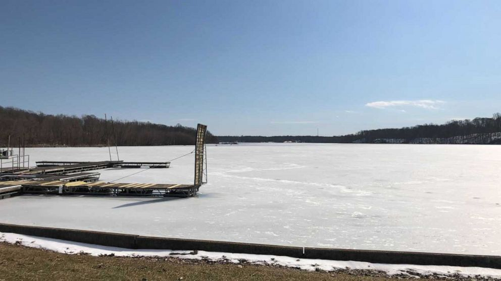 Teenage girl dies after saving brother from frozen lake