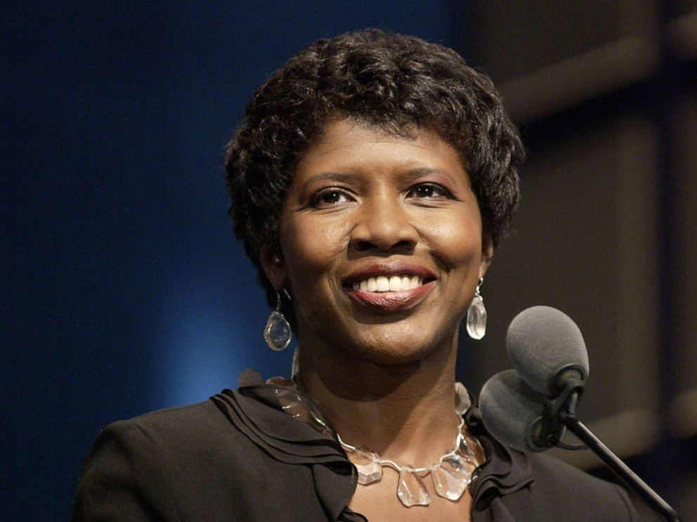 PHOTO: Gwen Ifill during the 25th Annual NATAS News and Documentary Emmys Sept. 13, 2004, in New York.