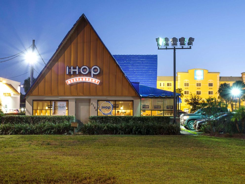 PHOTO: The exterior of IHOP in Kissimmee, Fla., Feb. 13, 2016.