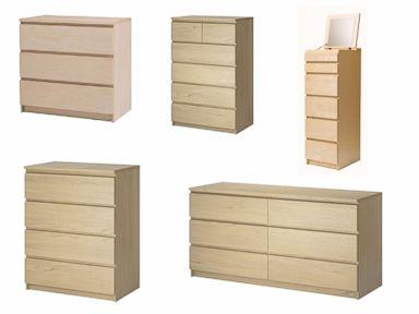 Ikea Recalls Dresser Again After