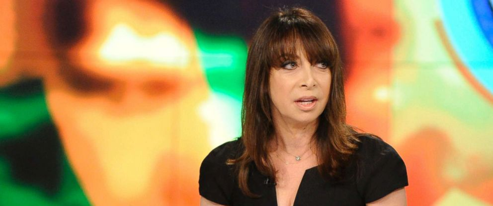 """PHOTO: Illeana Douglas appears on """"The View,"""" Oct. 2, 2018."""