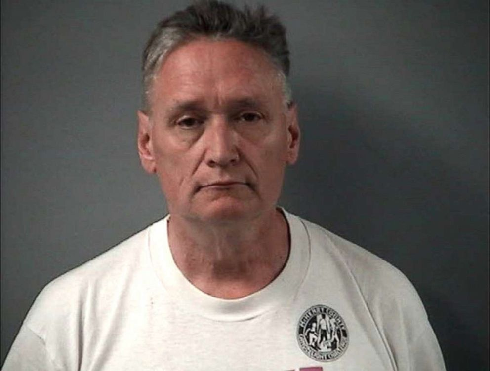 PHOTO: Andrew Freund Sr. in a police booking photo.