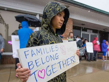 Online fundraiser for separated families has brought in over $19M, breaking records