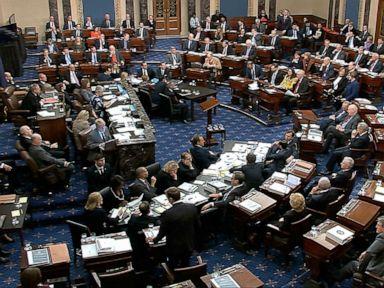 Trump impeachment: GOP-led Senate rejects amendments, approves rules of trial