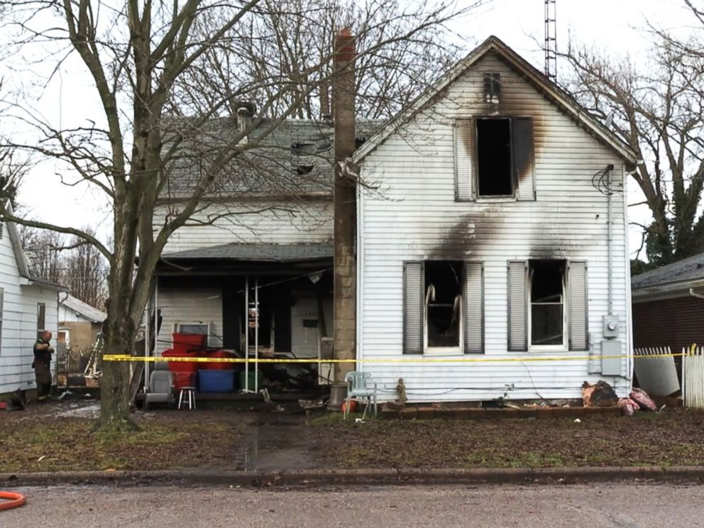 IN house fire kills 3 young siblings