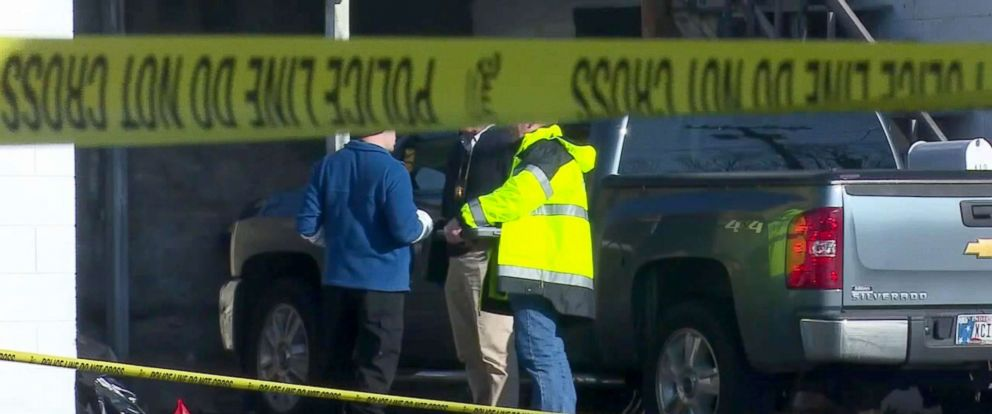 PHOTO: Scene where Breana Rouhselang, 17, was found dead in a dumpster in St. Joseph Conuty, Indiana, authorities said.