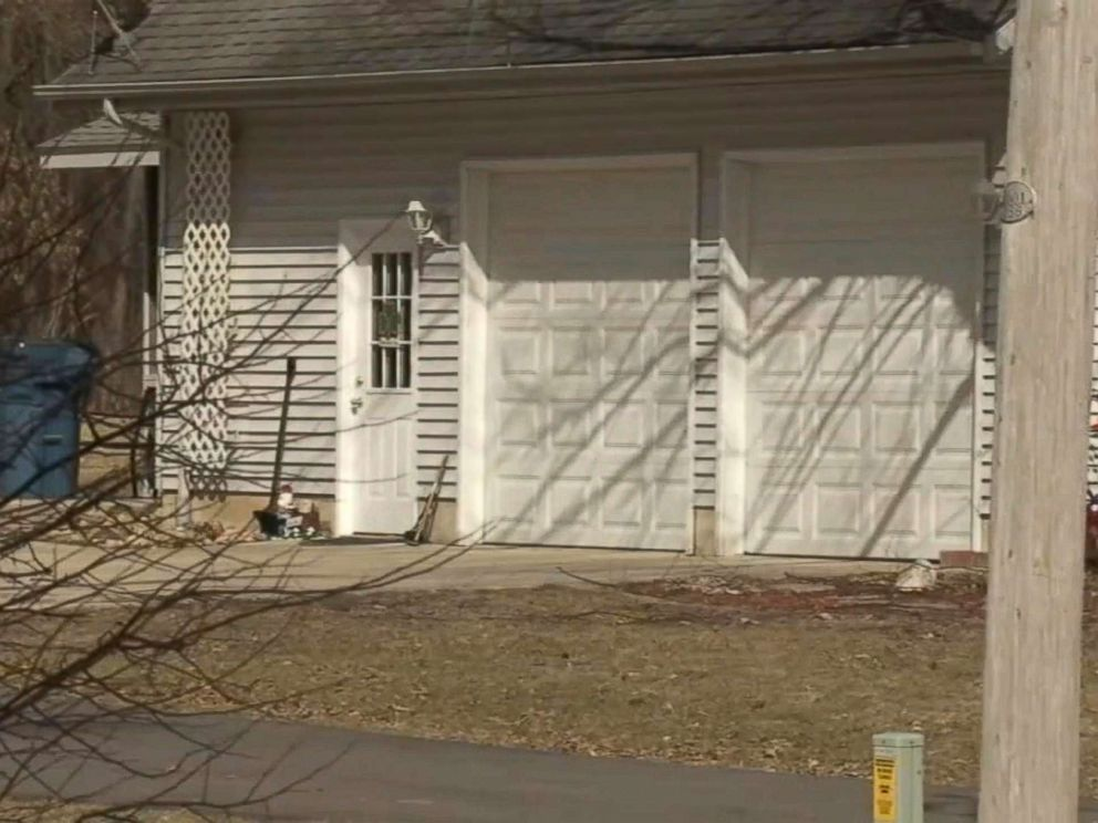 PHOTO: A 17-year-old was charged in the murders of two teens, allegedly killed in this garage, a source said, according to court documents.