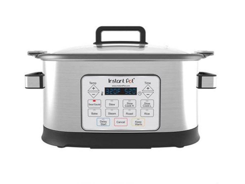 PHOTO: Instant Pot posted this image on their Facebook of the Gem 65 8-in-1 Multicooker, Feb. 17, 2018.
