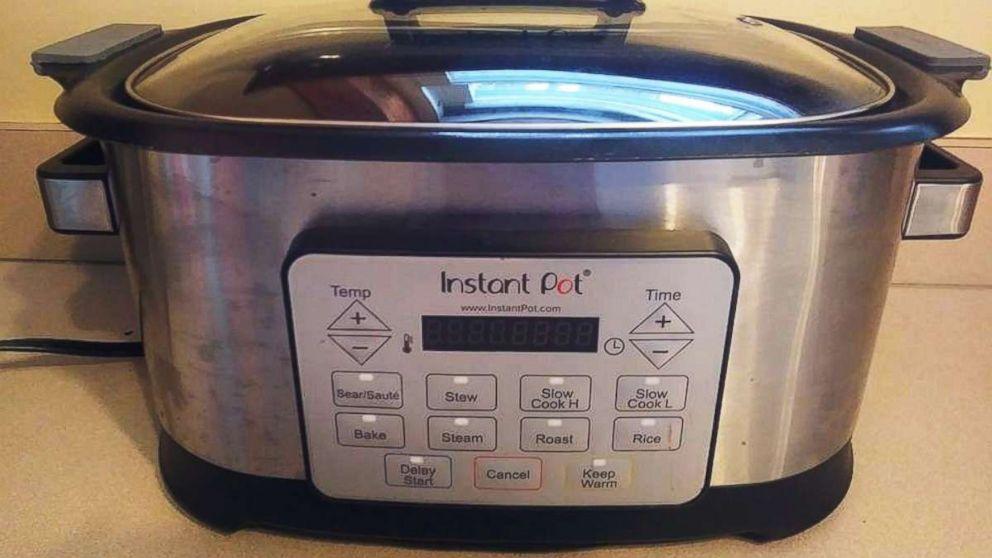 Instant Pot Recalls Units Of Multicooker Model That Were