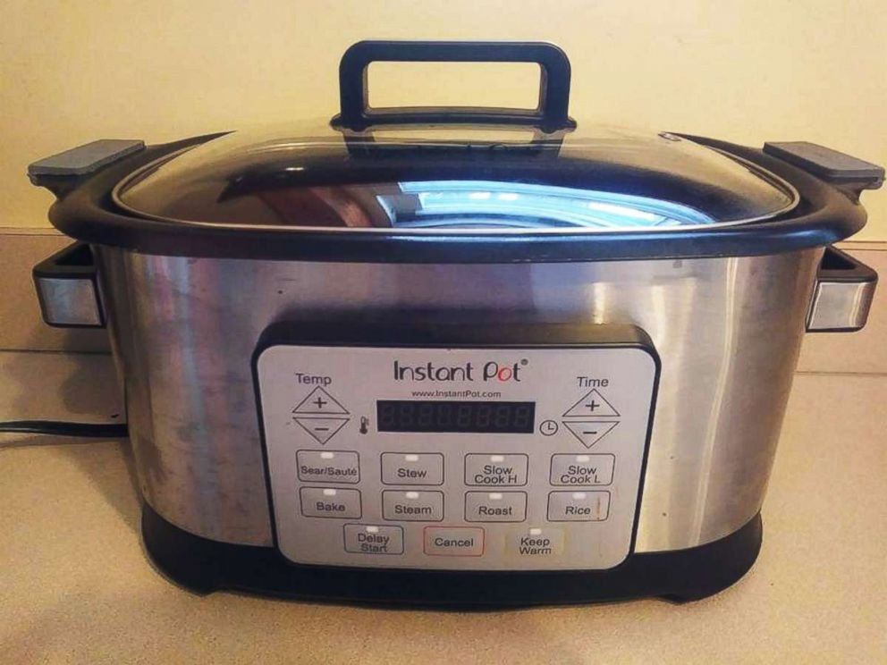 PHOTO: Vanessa LaClair says posted about her Instant Pot incident on Facebook to potentially warn others.