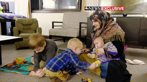 American hostage mom describes brutal treatment by Taliban captors