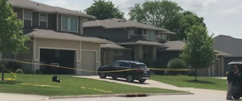 PHOTO: Four family members were found shot to death inside a West Des Moines, Iowa home.