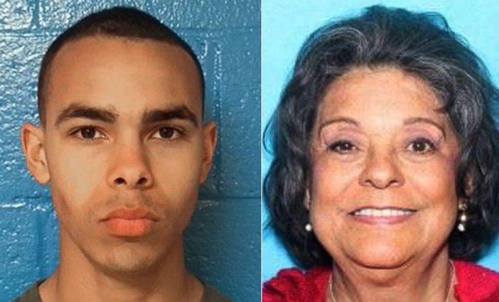 Sheriff: AWOL Marine, 18, kills grandmother in Halifax County